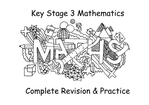 Free Massive Math Revision Powerpoint KS3 GCSE. Over 100