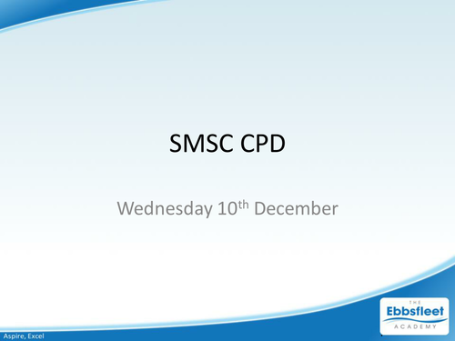 SMSC CPD