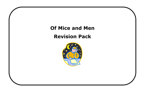 Of Mice and Men Ultimate Revision Guide by dordafaye