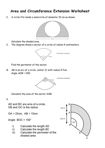 intro to area and circ...