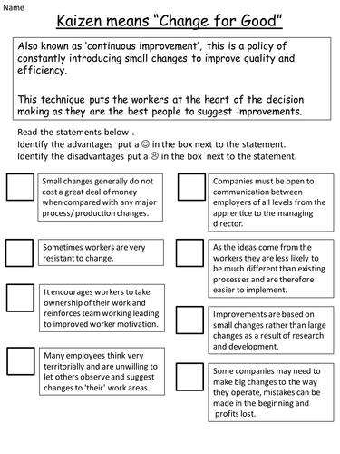 Printables Engineering Worksheets unit 1 btec level 2 engineering kaizen worksheet by amazingpurplecow teaching resources tes