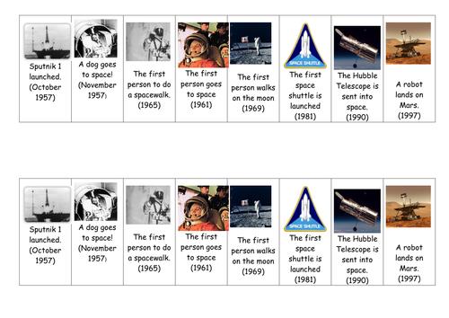 space exploration timeline - photo #8