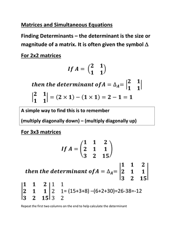 Worksheets For Grade 3 Science Word Matrices And Simultaneous Equations By Aliali  Teaching Resources  Handwriting Worksheets Grade 5 Word with Parallel Perpendicular And Intersecting Lines Worksheets Word Matrices And Simultaneous Equations By Aliali  Teaching Resources  Tes Math Worksheets Ratios And Proportions Pdf