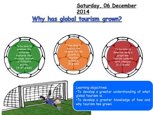 what is global tourism