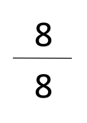 LO: I can compare and order fractions. by