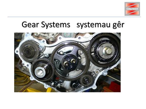 Gear ratios by PaulCullenColegGwent Teaching Resources Tes – Gear Ratio Worksheet