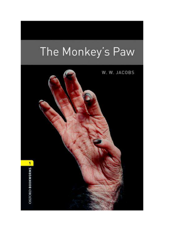 The Monkey's Paw- modified for EAL learners