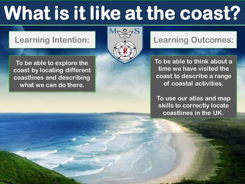 Introduction to the coast
