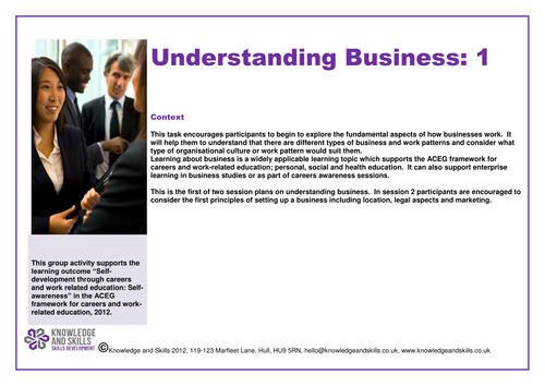understand the organizational purposes of businesses commerce essay Task - 1 11 identify the purposes of different types of organization the objectives of different types of business organization in the following - sole proprietorship includes electricians, television repair person etc sole proprietorship business in the objectives is - sole proprietorship business helps to create work for people.
