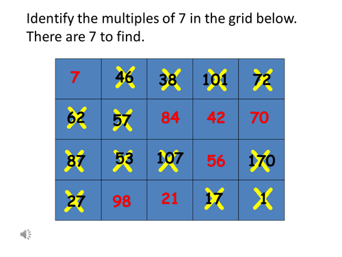 Math Games powerpoint