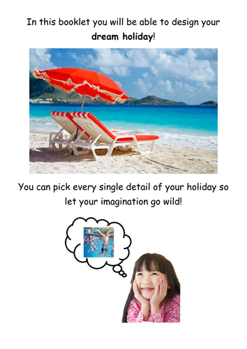 the holiday of my dream essay My dream holiday in penang essay writing competition 2017 category: 8 - 11 years - winner - winner is my dream holiday in penang written by jolin jolin lives in singapore and is a pupil in ngee ann primary school.