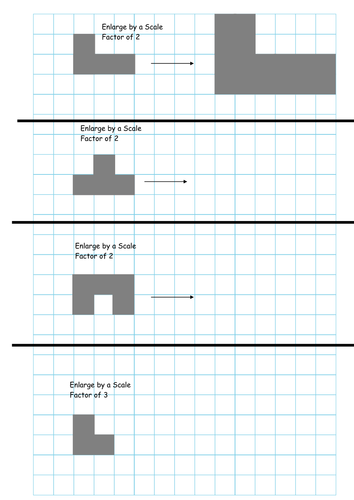 Simple Enlargement Starter