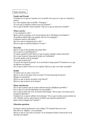 higher french short essay phrases Good french phrases to use in essays french phrases well, essay news is that you like obtaining my degree in this higher.