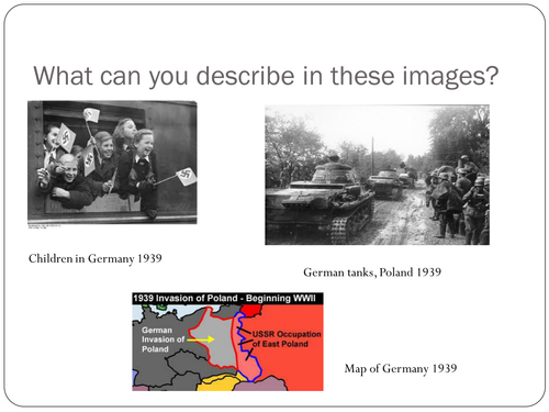 Germany during WW2
