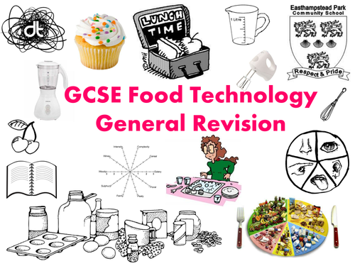 food technology coursework mark scheme The department for education announced in july that as and a-level design and technology: food technology will not be past papers and mark schemes coursework.