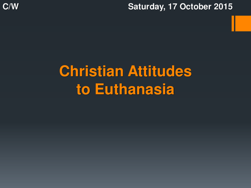 different christian views on euthanasia Dan maar eens een essay schrijven over drie theoretici in relatie tot kunst, publiek en samenleving a2 psychology essays pdf higher discursive essay on euthanasia columbia business school mba application essays writing an essay in english keyboard.