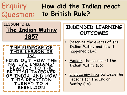 british takeover of india
