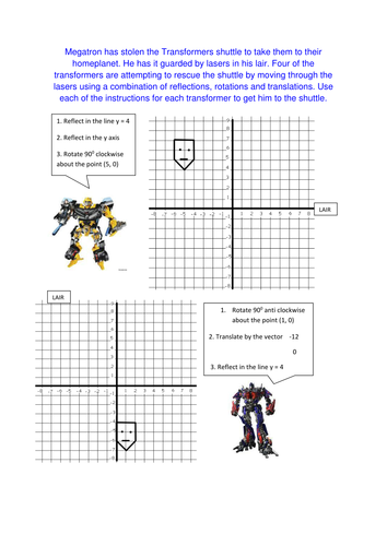 Worksheets Combined Transformations Worksheet combined transformations worksheet abitlikethis worksheet