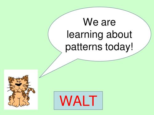 Patterns powerpoint.