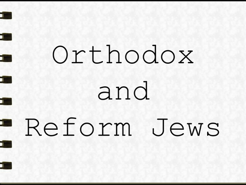 how to become a reform jew