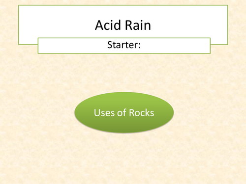questions about acid rain Acid rain what causes acid rain acid rain is caused by sulphur and nitrogen compounds making a chemical reaction in the atmosphere and produces acids.