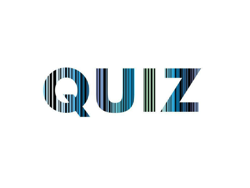 General trivia quizzes for form / tutor group