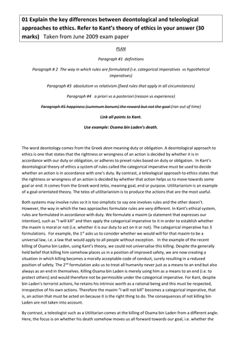 general ethical perspectives essay Essay on gender equality the issue of gender equality has been widely discussed in philosophical literature and the mass media sources in any democratic society.