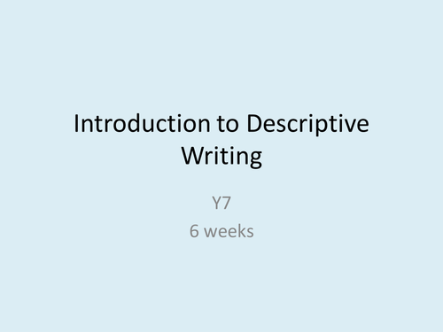 of mice and men essay writing by simondarcy teaching resources tes introduction to descriptive writing for y7