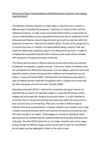 Pttls essays