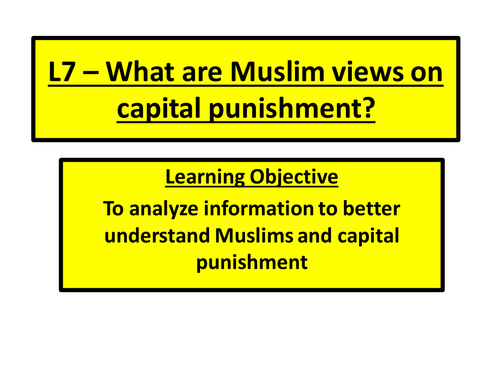 an analysis of my view on capital punishment Analysis of dostoevsky´s crime i personally stand against capital punishment, but my own personal view on it more about analysis of kant´s ethnics.