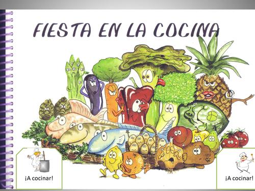 Spanish Imperativo y Recetas - Imperative Recipes
