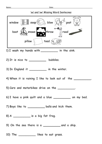 Letter Words Start With Oe