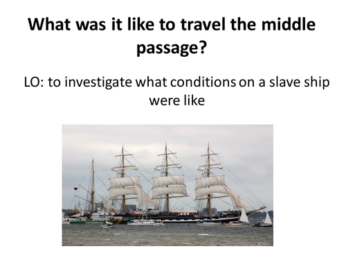 an analysis of the brutality of enslavement during the middle passage Women's resistance in the middle passage: a story lost at sea organized and facilitated many of the slave uprisings that occurred during the middle passage.