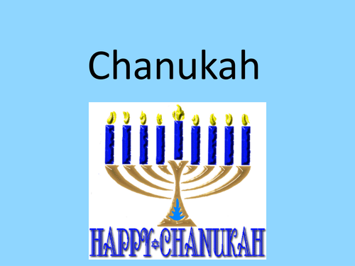 The Story of Chanukah