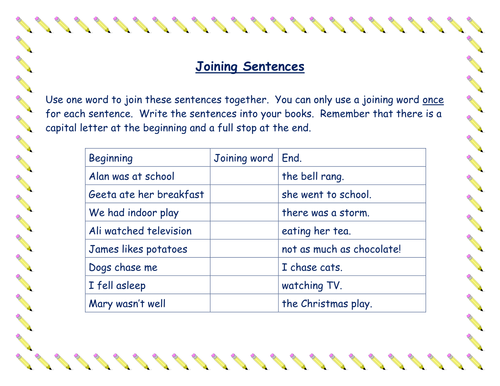 essay writing joining words Essay writing essay checklist oral presentation report writing below is a list of possible sentence starters, transitional and other words that may be useful.