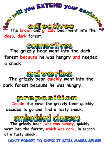 how to write an effective story ending ks2