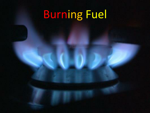 Alkanes, crude oil and burning fuels