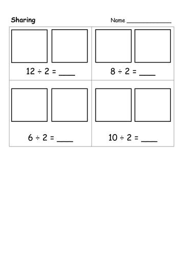Division Worksheets : division worksheets ks1 Division Worksheets ...