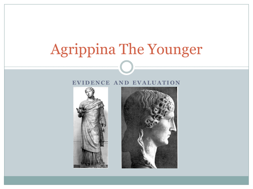 Domina: Agrippina the Younger