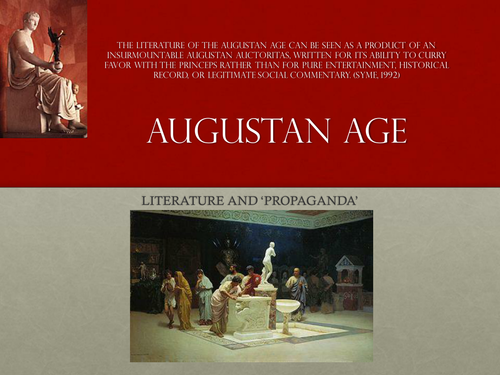 augustan age Define augustan: of, relating to, or characteristic of augustus caesar or his age.