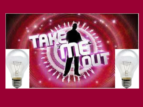 C1 Take me out Revision starter no likey no lighty