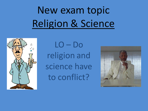 Religion and science, or revision Vs science?